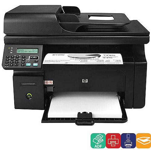 HP Refurbish LaserJet M1212NF Multifunction Printer (CE841A) - Seller Refurb
