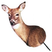 Heads Up Whitetail Doe Decoy