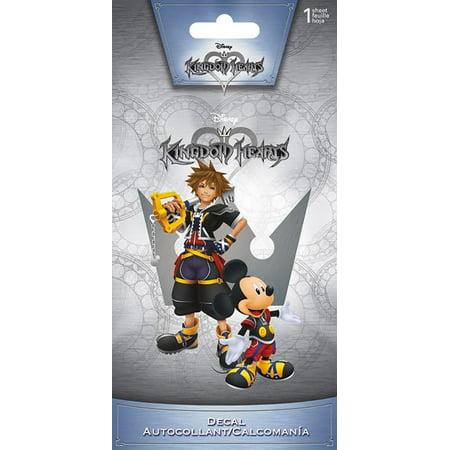 Kingdom Hearts Sora & Mickey 4