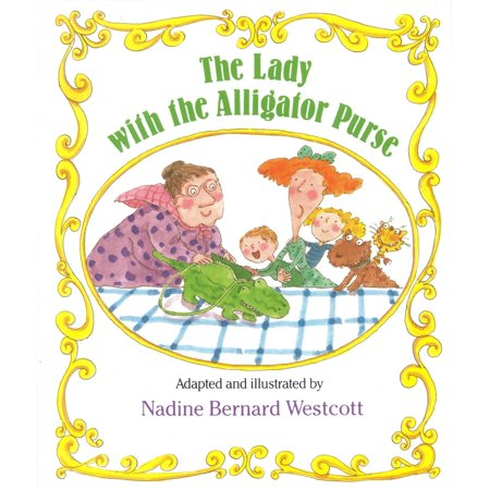The Lady with the Alligator Purse - Little Alligator
