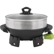 T-Fal Balanced Living Wok with Steamer