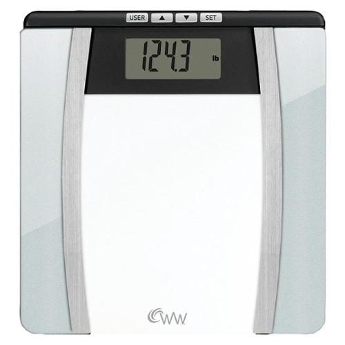 Weight Watchers by Conair Body Analysis Glass Scale 1 ea (Pack of 2)