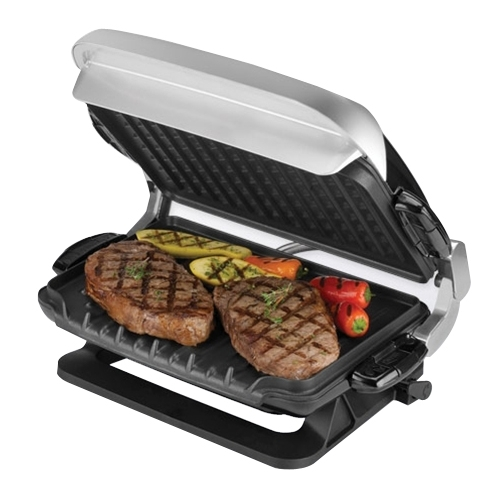 George Foreman 100'' Square Electric Countertop Power Grill