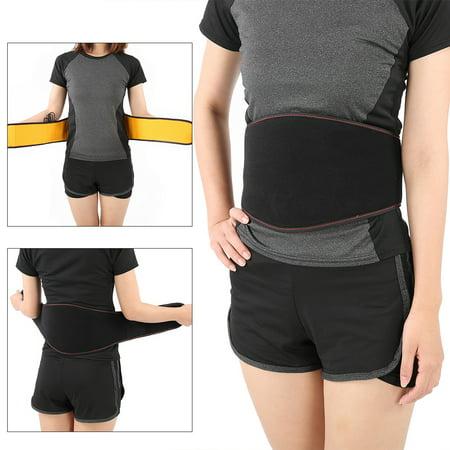 VBESTLIFE Waist Massager,USB Back Support Belt Waist Heating Pad Hot Cold Brace Pain Relief Muscle Lumbar Kit Waist Care Waist