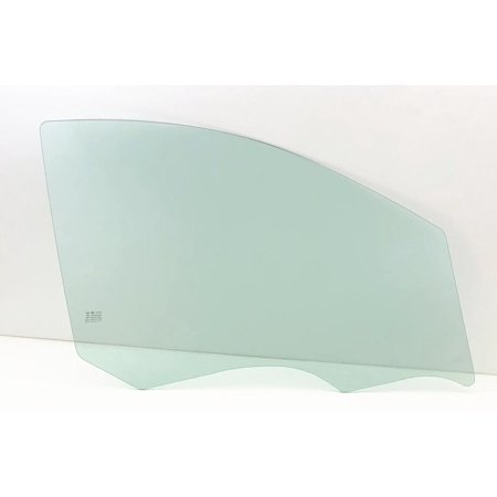 For 2007-2012 Hyundai Veracruz Passenger/Right Side Front Door Window Replacement Glass