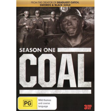 Coal (Season 1) - 3-DVD Set ( Coal - Season One ) [ NON-USA FORMAT, PAL, Reg.0 Import - Australia ] ()