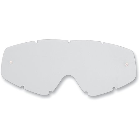 Moose Racing Clear Replacement Goggle Lens Spy Alloy & Targa (Spy Goggle Lenses)