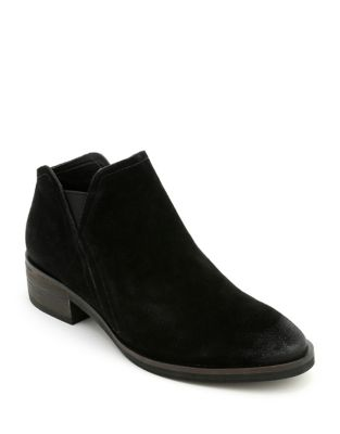 Tay Suede Booties
