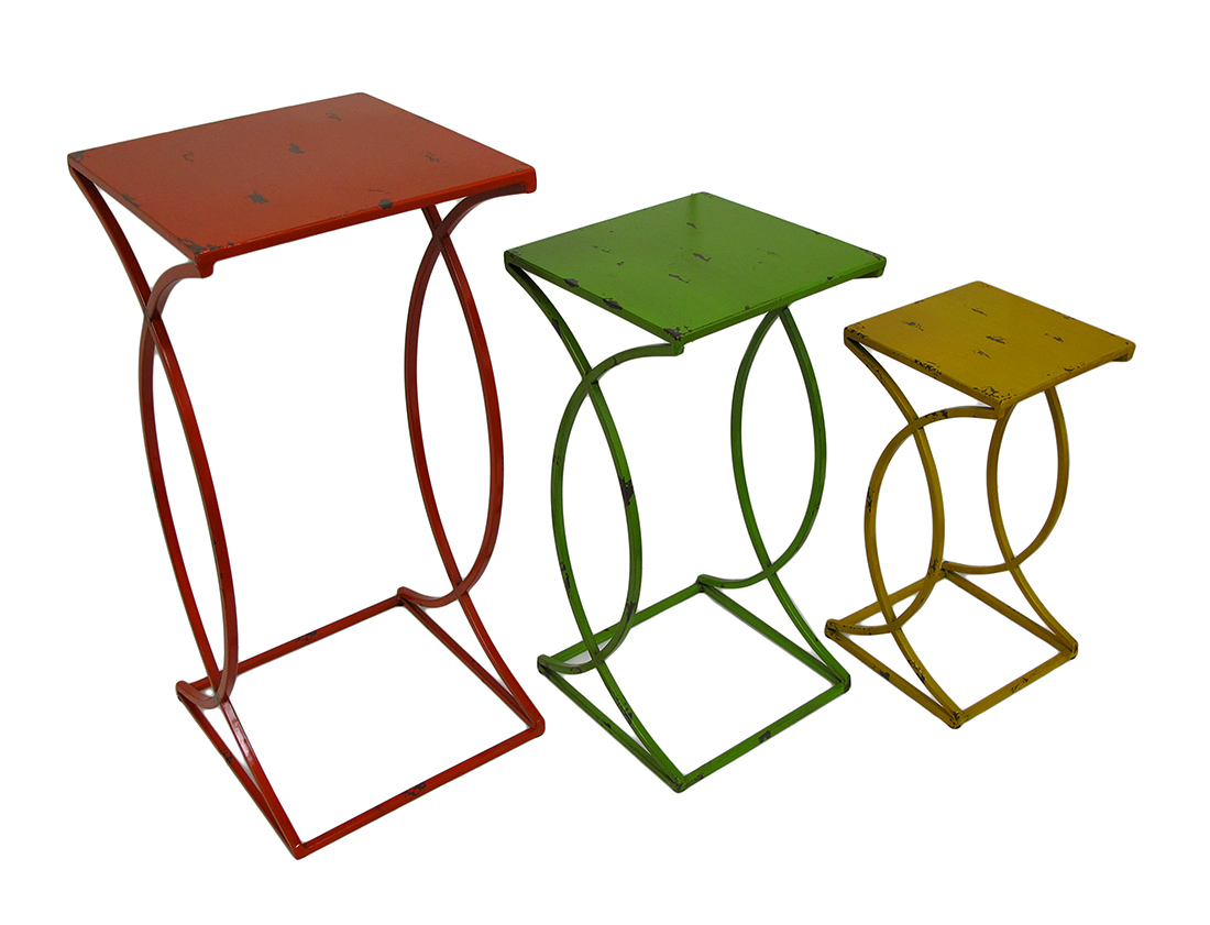 Altra Stewart Nesting Tables, Multiple Colors   Walmart.com