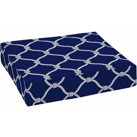 Better Homes And Gardens Outdoor Patio Deep Seat Bottom Cushion Rope Ogee