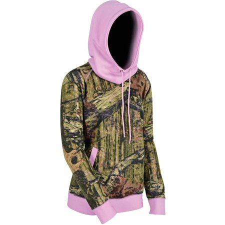 a48b1e858dd74 Yukon Gear Women's Funnel Neck Hoodie Inf/Grp Large - AP-CR4-58 ...