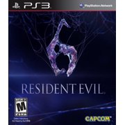 Resident Evil 6, Capcom, Playsation 3, 00013388340477
