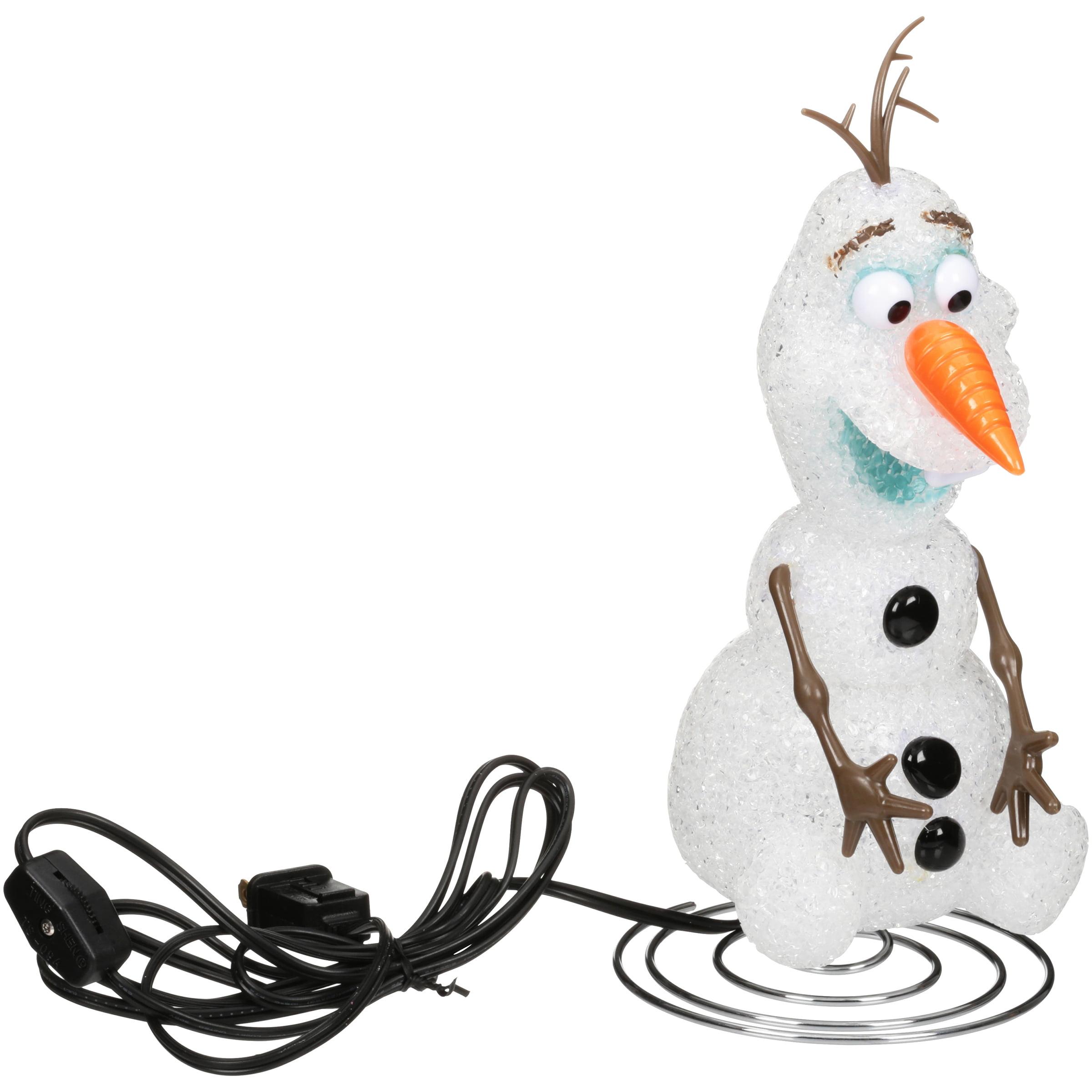 Disney frozen olaf eva lamp white walmart keyboard keysfo Gallery