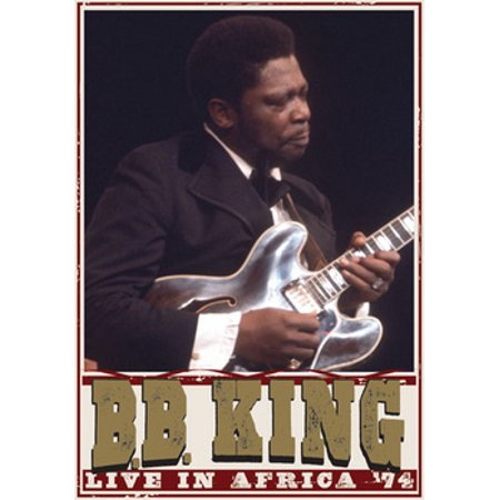 B.B. King: Live In Africa '74 (DVD)