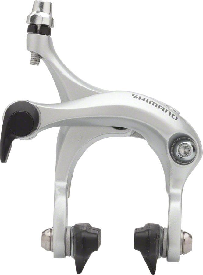 Shimano R451 posterior alcance medio camino pinza plata + Shimano en Veo y Compro