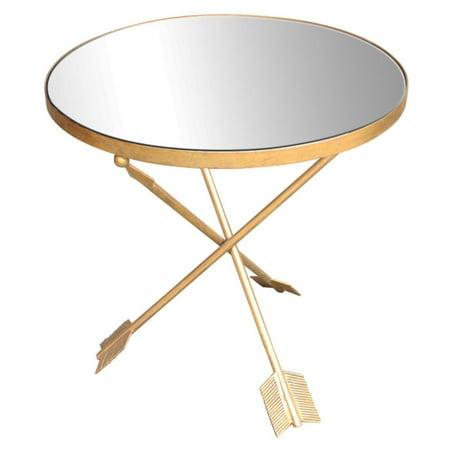Sagebrook Home Arrow Accent Table