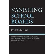 Vanishing School Boards