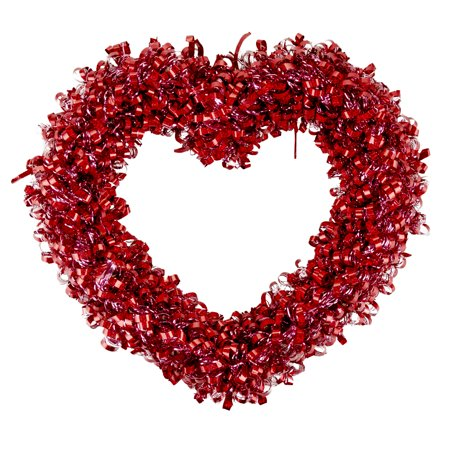 Way To Celebrate Valentine's Day Tinsel Heart (Valentine's Day Fundraiser)