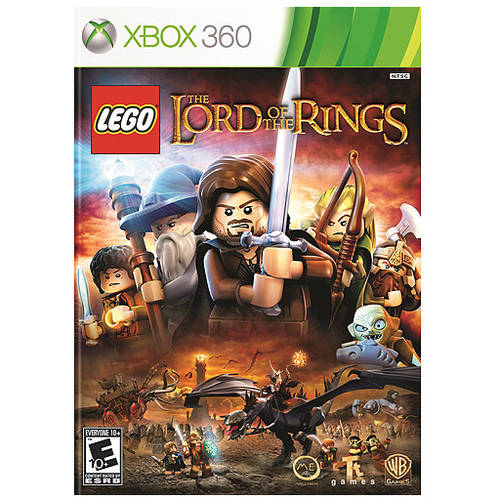 Lego Lord Of The Rings (Xbox 360) - Pre-Owned