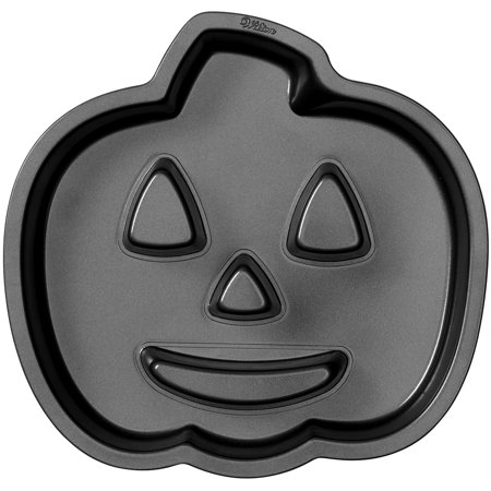Wilton Jack-O-Lantern Shaped Cake Pan