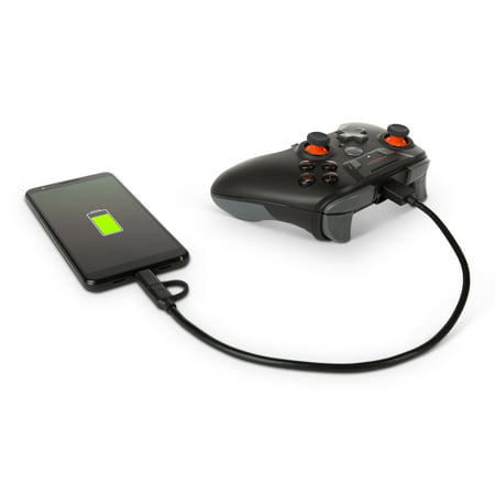 PowerA MOGA XP5-A Plus Bluetooth Controller for Mobile & Cloud Gaming on Android/PC