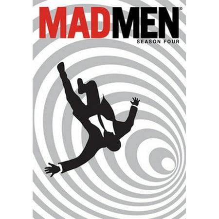Mad Men: Season Four (DVD)