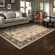 Superior Elegant Cambridge Collection with 10mm Pile and Jute Backing, Moisture Resistant and Anti-Static Indoor Area Rug