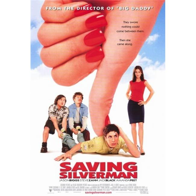 Posterazzi MOV243703 Saving Silverman Movie Poster - 11 x 17 in. - image 1 of 1