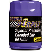 Royal Purple Extended Life Oil Filter 20-500, Engine Oil Filter for Buick, Cadillac, Chevrolet and GMC