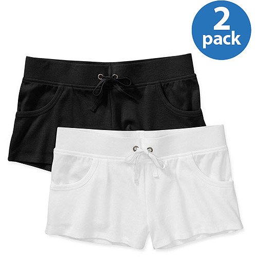Op - Juniors Ribbed Shorts, 2-Pack