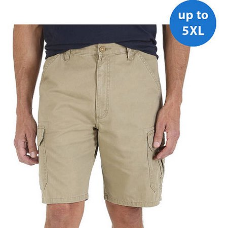 Wrangler Big Men's Cargo Short - Walmart.com