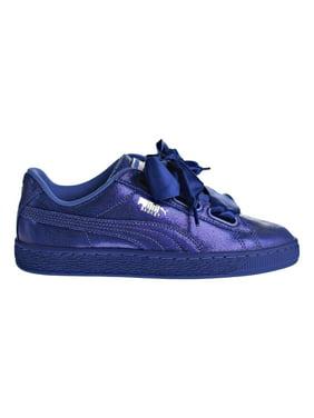4a8ffcfe71bf Product Image Puma Basket Heart NS Women's Shoes Baja Blue 364108-03