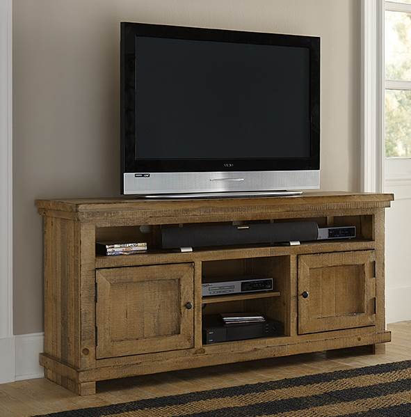 TV Cabinet with 3 Shelf