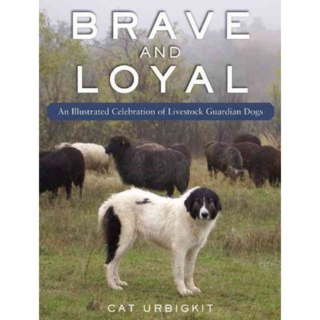 Brave And Loyal  An Illustrated Celebration Of Livestock Guardian Dogs