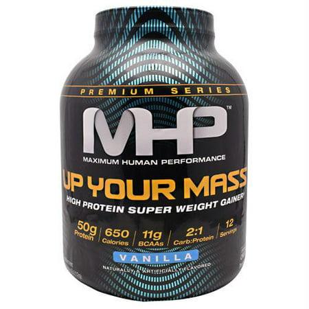 Mhp Premium Series Up Your Mass Vanilla