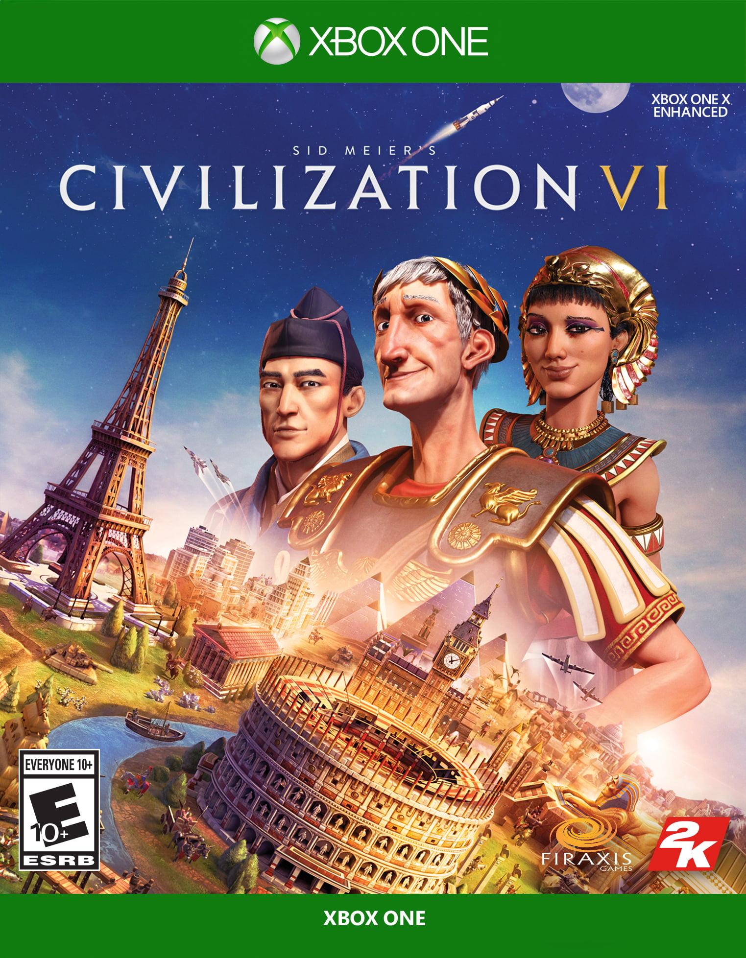 Sid Meier's Civilization VI, 2K, Xbox One