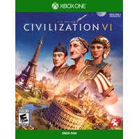 Sid Meier's Civilization VI, 2K, Xbox One