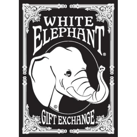 White Elephant® Gift Exchange Game - Christmas Exchange Games