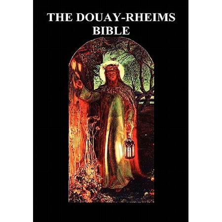 Douay-Rheims Bible (Challoner Revision, Hardback) (Douay Rheims Bible)