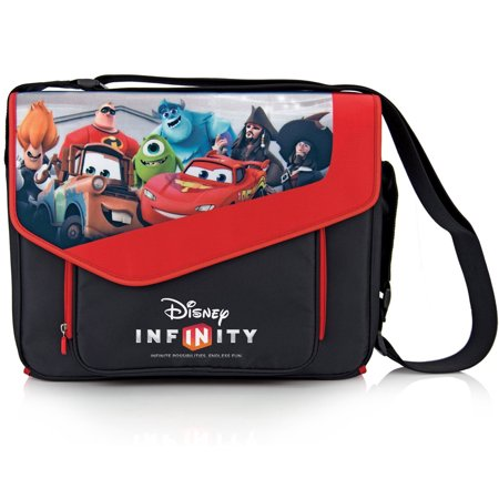 PDP Disney Infinity Play Zone Messenger School Bag (Video Messenger)