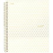 Five Star Style Wirebound Notebook, 1 Subject, College Ruled, White (08351AV0)