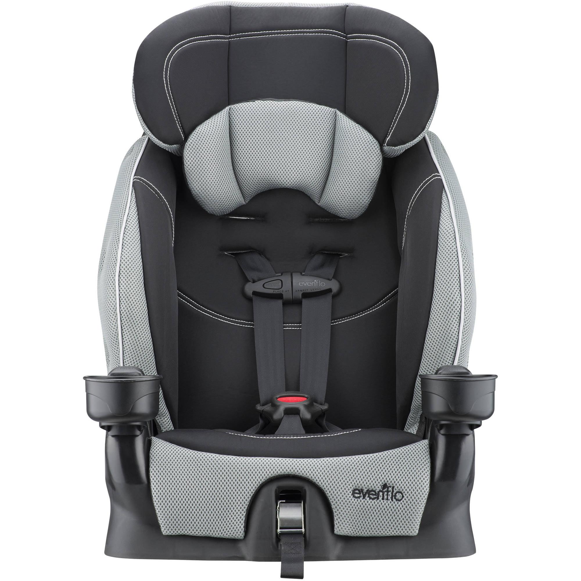 Baby flamingo car interior design - Evenflo Advanced Chase Lx Harness Booster Seat Dotty Flamingo Walmart Com