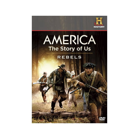 America The Story of Us: Rebels (DVD) (Us Reel)