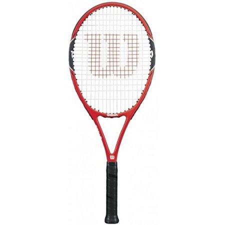 Wilson Federer Collection - Wilson - WRT32580U3 - Federer 100 Tennis Racquet - Grip Size 4 3/8