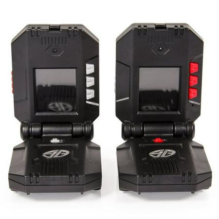 Spy Gear - Video WalkieTalkies (Spy Gear Safe)