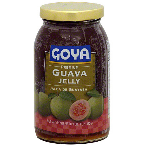 Goya Guava Jelly, 17 oz (Pack of 12)