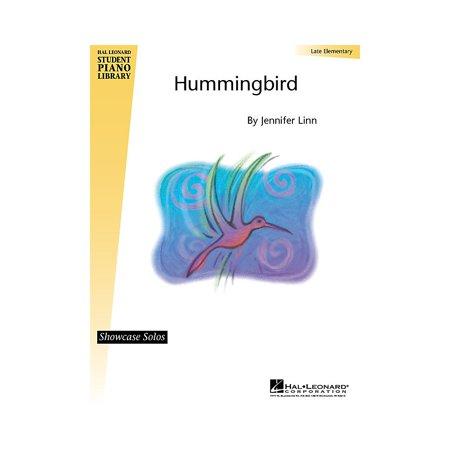 Hal Leonard Hummingbird Piano Library Series by Jennifer Linn (Level Late - Hummingbird Series