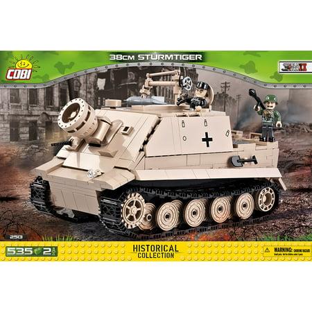 Sturmtiger Tank (COBI Historical Collection - Sturmtiger)