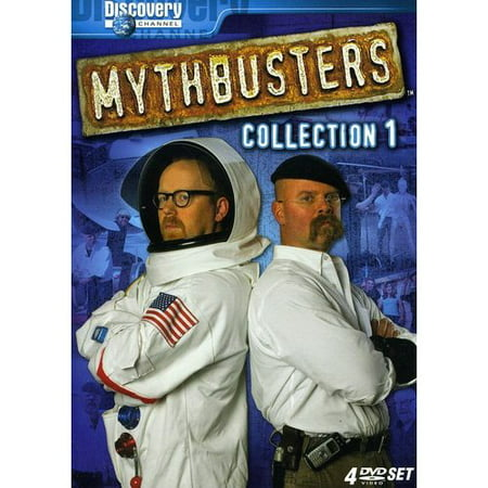 MythBusters: Collection 1 (Widescreen)