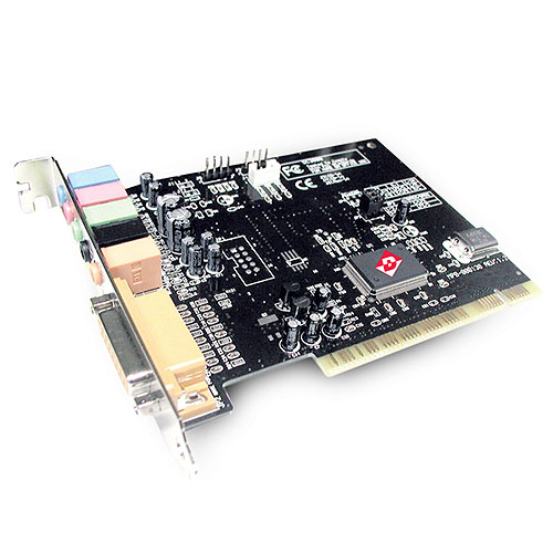 Diamond XtremeSound 5.1-Channel Sound Card, XS51